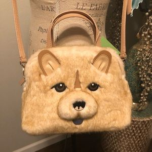 Kate spade chow chow Sm Lottie bag